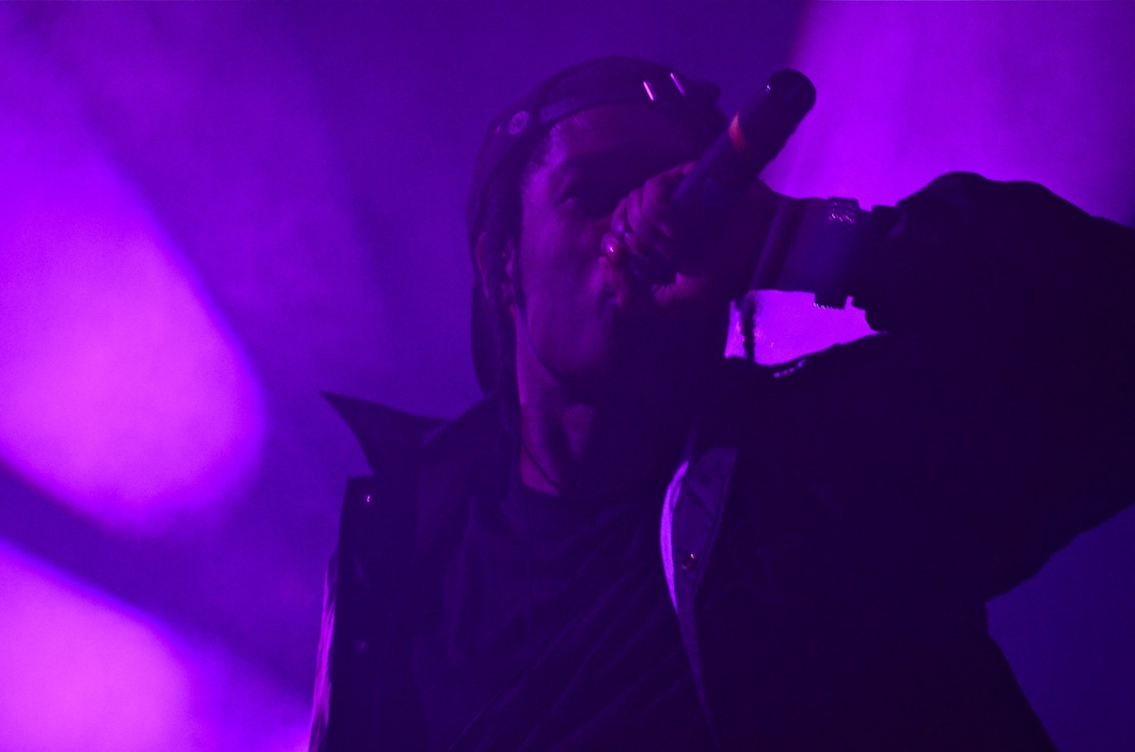 A$AP Rocky at Fun Fun Fun Fest