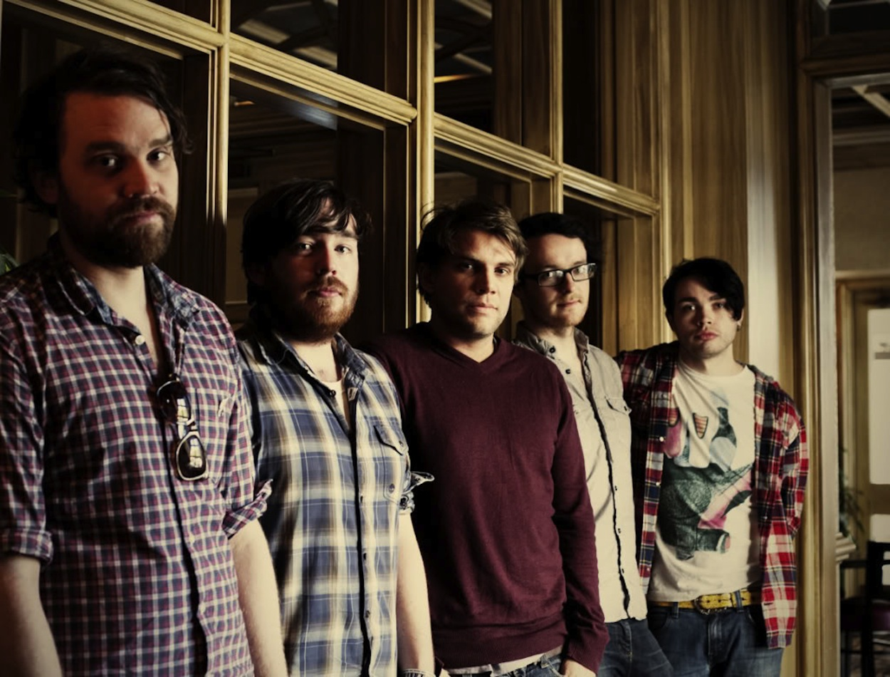 Video: Frightened Rabbit - Dead Now