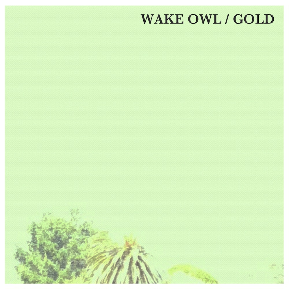 Wake Owl - Gold