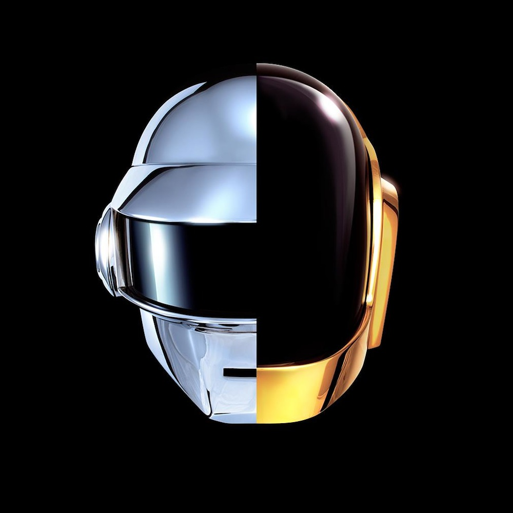 Daft Punk Release Cover Art for New Album