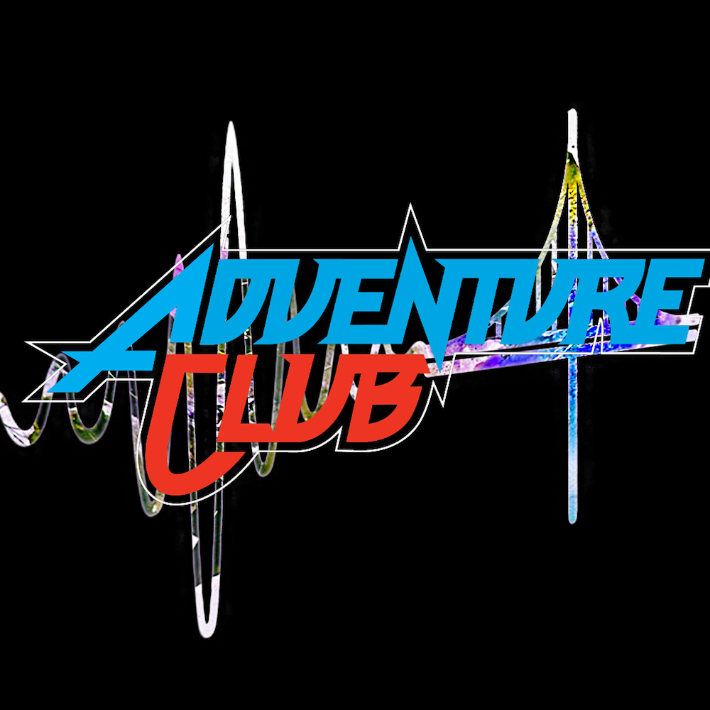 Adventure club dubstep logo