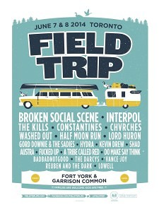 Broken Social Scene Reunites for Field Trip