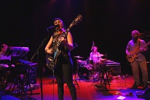 Hiatus Kaiyote at Gramercy Theater XXIV