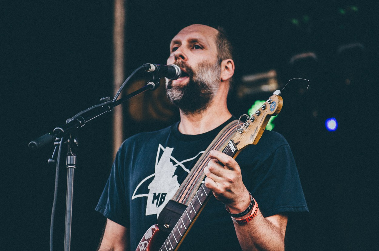 Live Built To Spill At Northside Festival-13