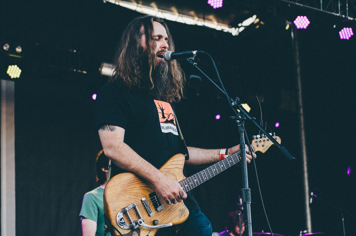Live Built To Spill At Northside Festival-14