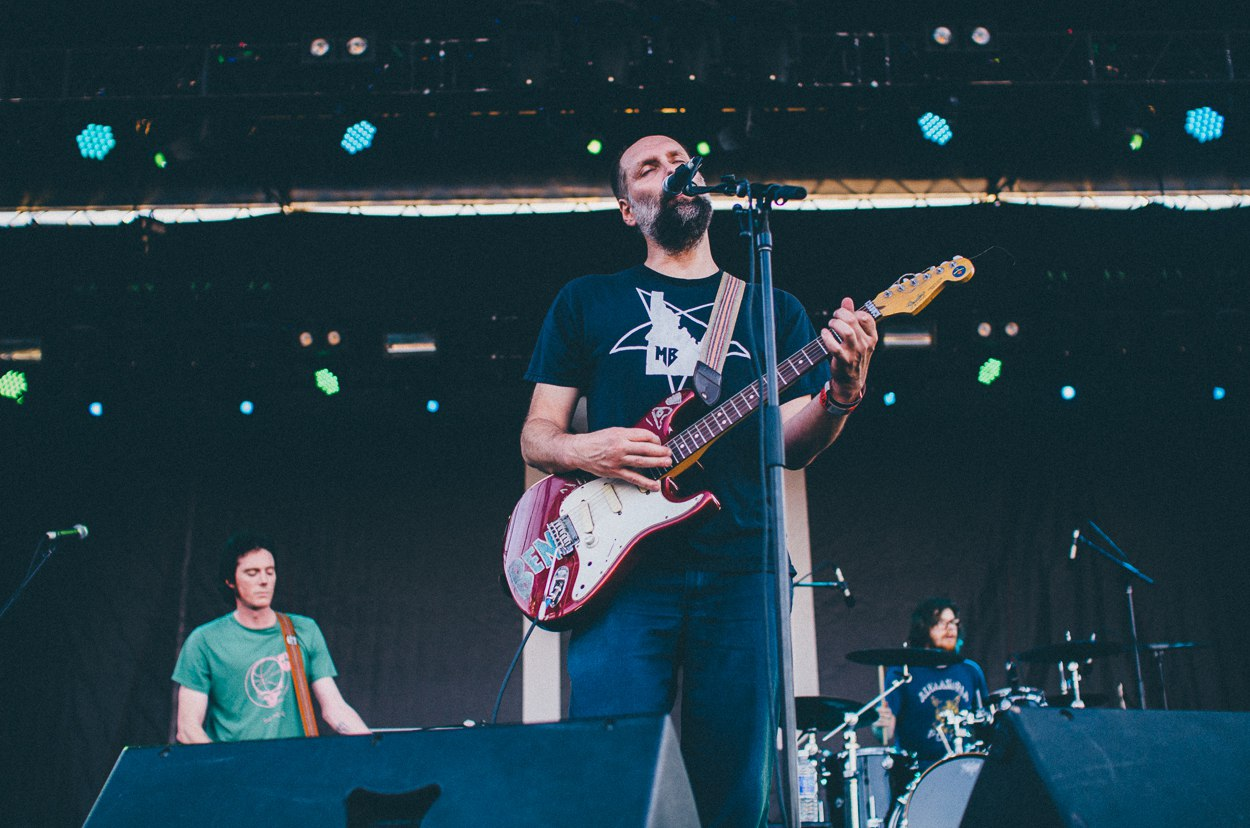 Live Built To Spill At Northside Festival-19