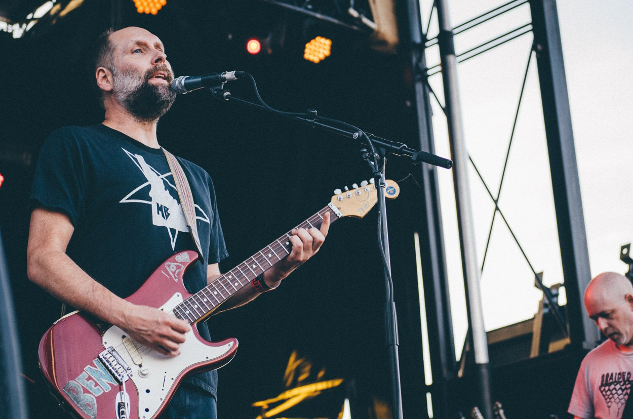 Live Built To Spill At Northside Festival-3