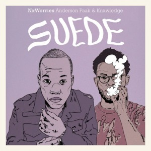 NxWorries - suede