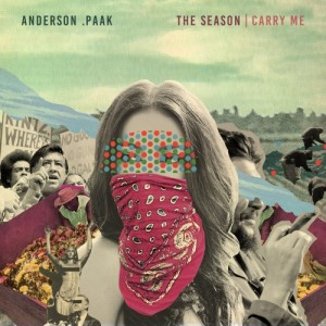 Anderson .Paak - The Season / Carry Me (prod. by 9th Wonder & Callum Connar)