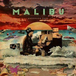 "Hear Anderson .Paak Flip Hiatus Kaiyote On A Cut From His ""Malibu"" LP"