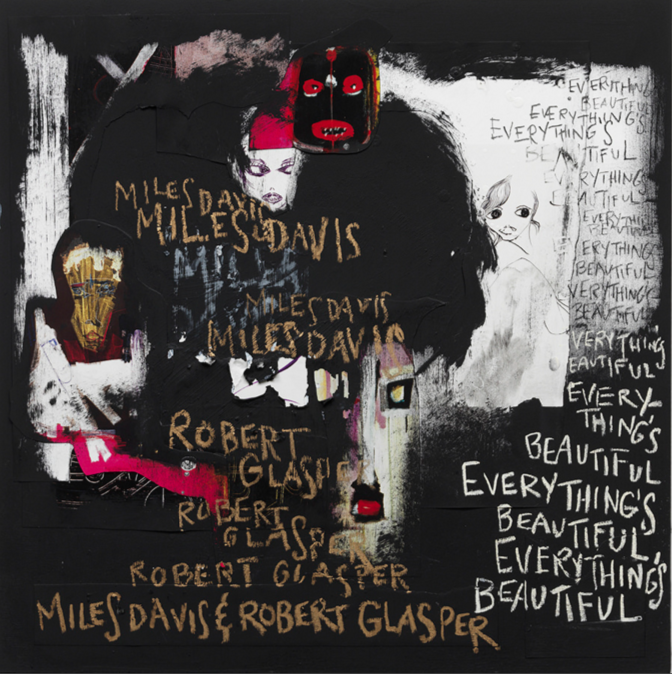 Robert Glasper - Everything's Beauitful