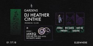 Brooklyn's New Queer House Music Party, GARDENS, Debuts Saturday