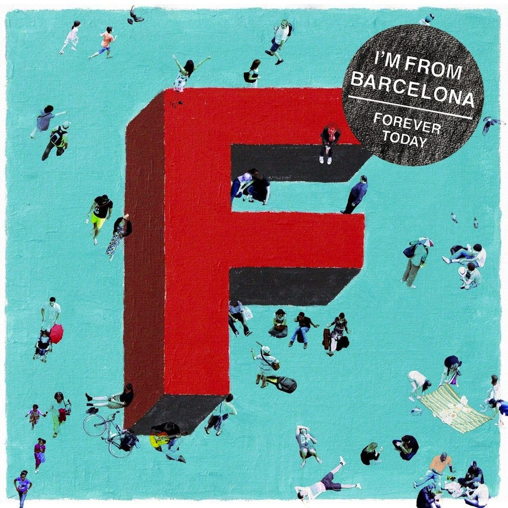 I'm From Barcelona – Anywhere You Looked