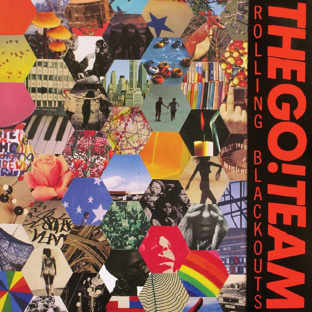 The Go! Team – Bust–Out Brigade