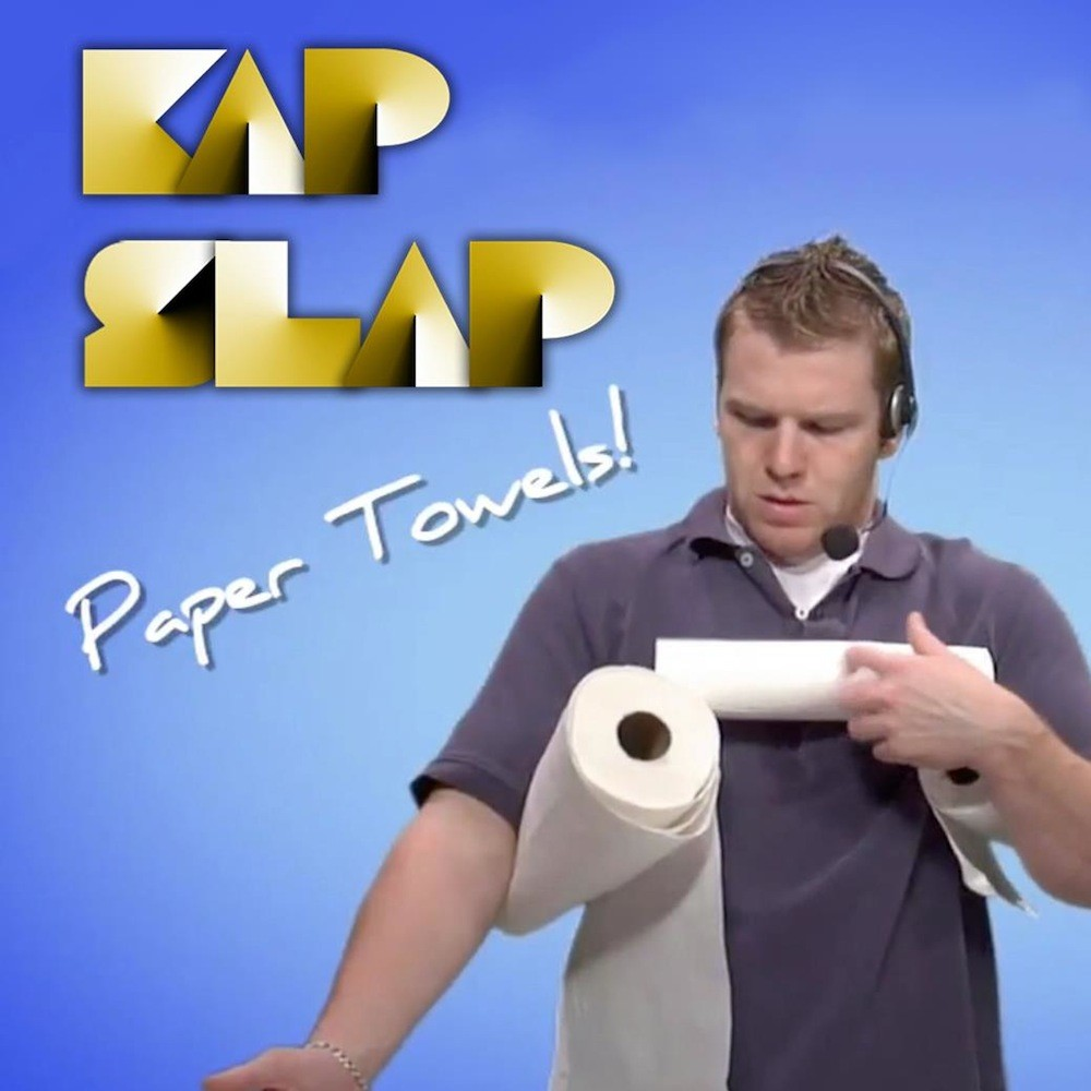 Kap Slap – Paper Towels! (Deadmau5 x Lazy Rich x Britney Spears)