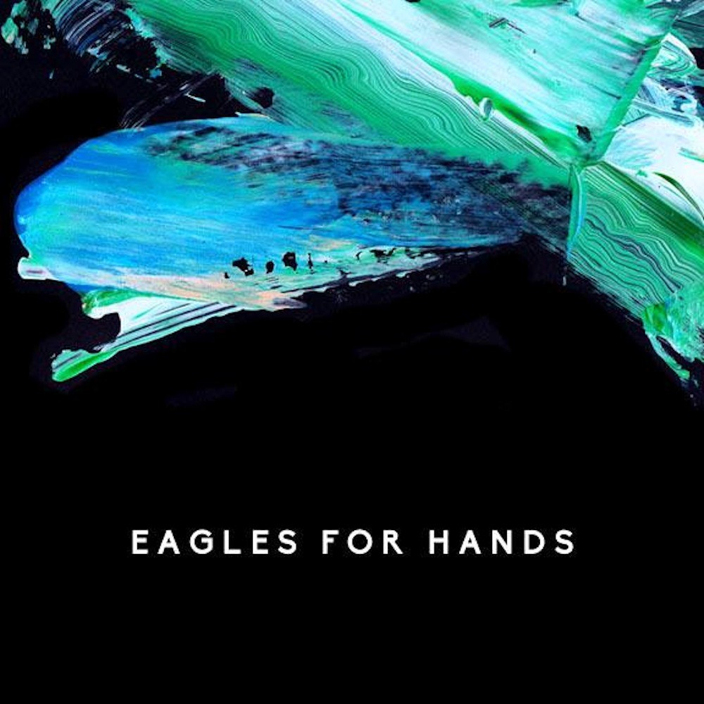 Eagles For Hands - Glass Heart
