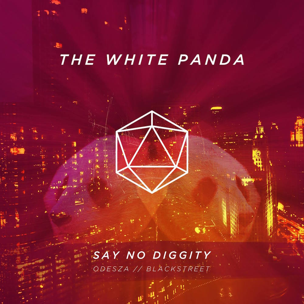 The White Panda - Say No Diggity (ODESZA x Blackstreet)