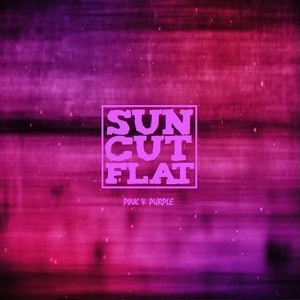 Sun Cut Flat - Pink & Purple