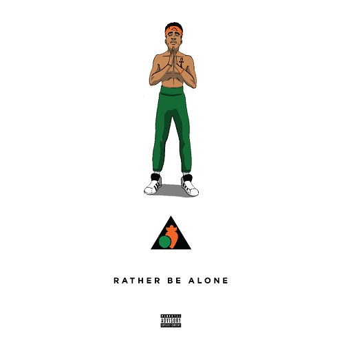 Rather Be Alone (feat. Casey Veggies)