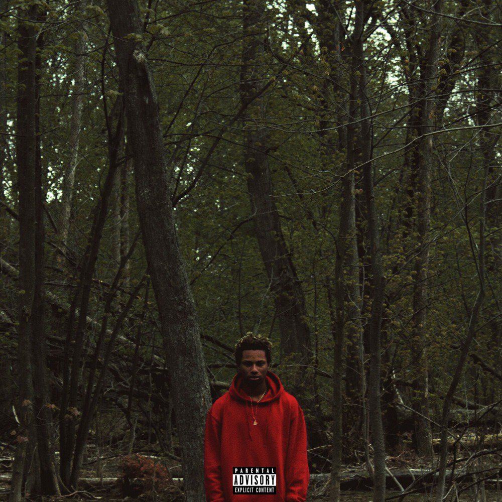 Night Lovell - Red Teenage Melody