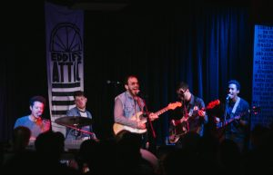 Vulfpeck's Theo Katzman and Four Fine Gentlemen Headline Eddie's Attic