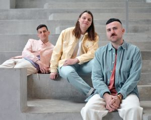 "Houston Dance-Pop Trio Wrestlers Drop ""Keep My Cool"""