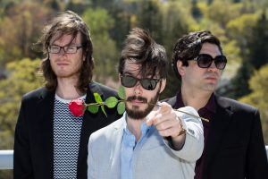 "Canada's Death Party Playground Releases ""Love & Fidelity"""